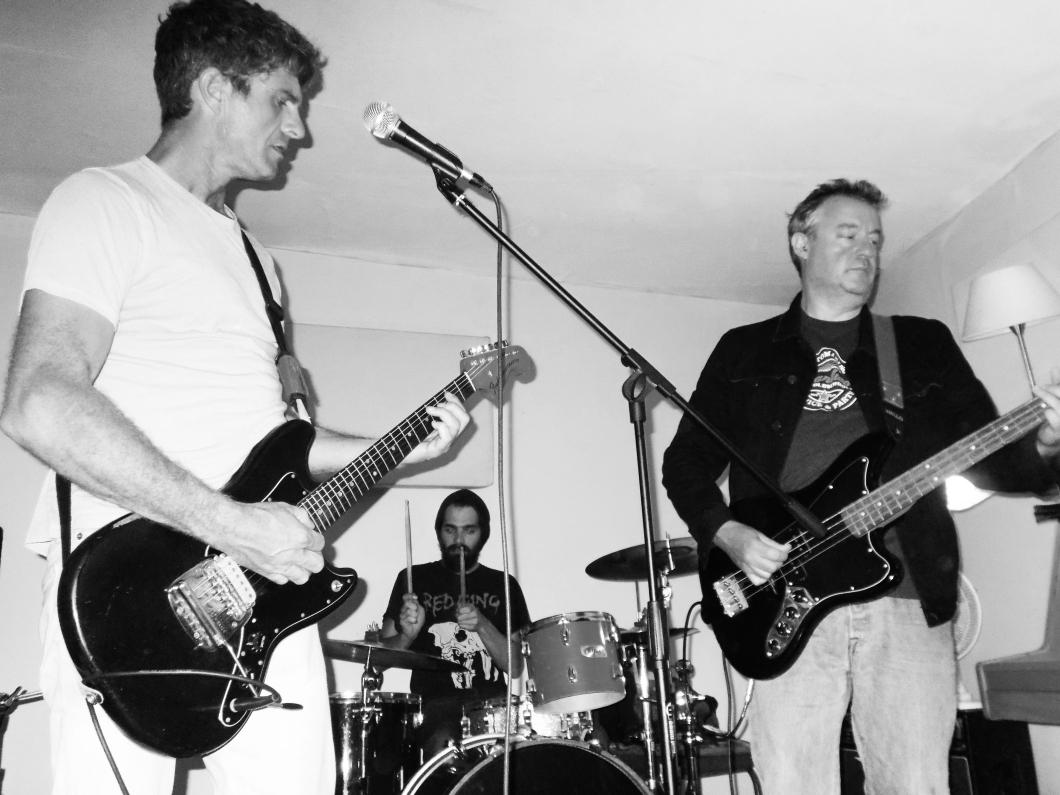 Band_Studio_bw